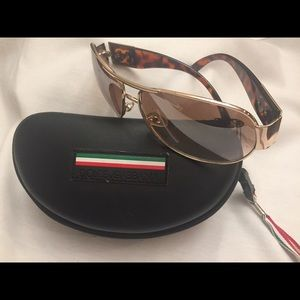 Dolce & Gabbana sunglasses & case